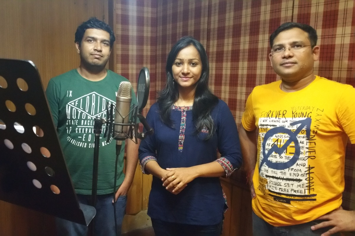 USP Studios - Tamil Rhymes - Nayana - FAME MUZIK